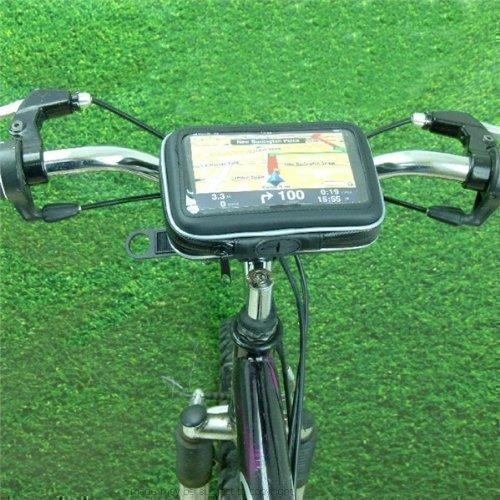 Buybits 5inch Grand-écran GPS Satnav Sangle Support Guidon Vélo ( Sku 16407 )