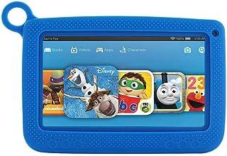 تابلت للأطفال من وين تاتش K72 بحجم 7 بوصة، ذاكرة رام 8 جيجا، رام 512 ميجابايت، أندرويد واي فاي، أزرق