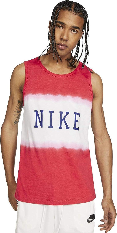 Nike Men's Sportswear Americana New Fashion product Tank Statement Top