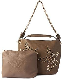 مجموعة حقائب اليد للنساء من لينز، جلد S18-B031