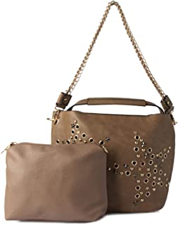 Lenz Handbag Sets For Women, Leather S18-B031
