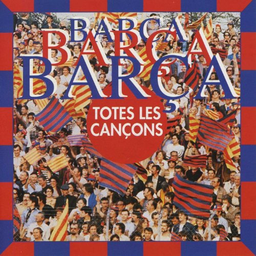 Barça d' Europa Campio (Cant de Recoltzament per les Finals Europees, desde...