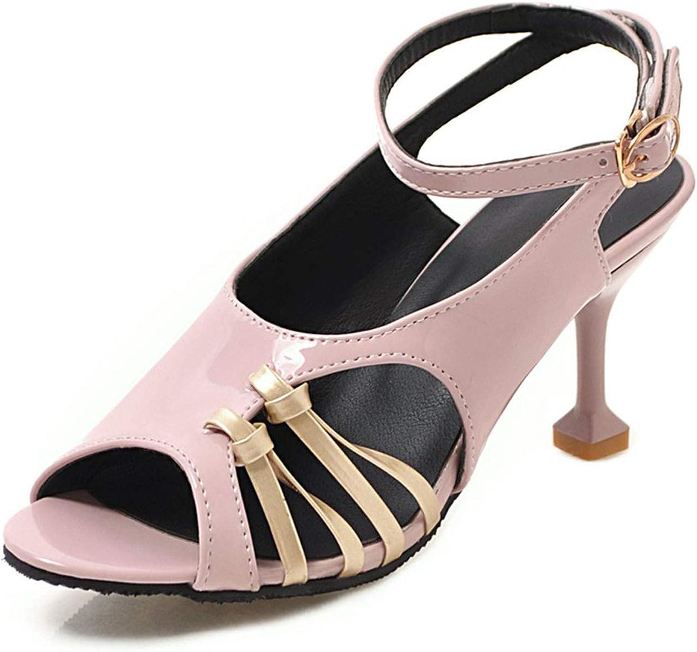 GO-SAMSARA heels Casual Buckle Sandalias para High Heel Sandals Women shoes ZYL2812