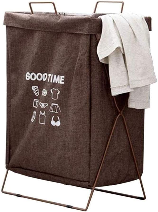 Mail order Memphis Mall ZRONGQF Foldable Dirty Clothes Laundry Hamper with Handles Stora