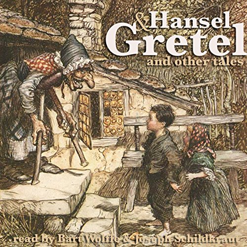 'Hansel and Gretel' and Other Tales audiobook cover art