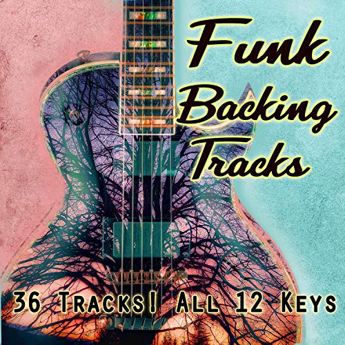 C Major Pop Funk Backing Track | C or Dm dorian