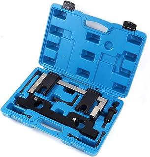 Ineedup Engine Timing Belt Tools Crankshaft Camshaft Timing Locking Fixing Tools Kit Set Repair Tools Compatible Fits for BMW N40 N42 N45 N46 N52 N55 N62