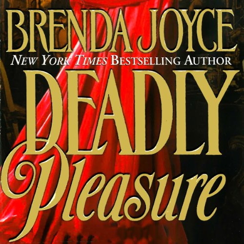 Deadly Pleasure audiobook cover art