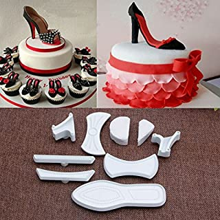 Best high heel shoe kit for gumpaste fondant Reviews