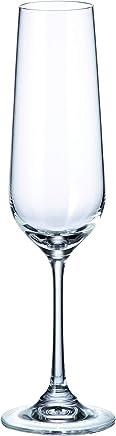 Taças Para Champanhe Bohemia Transparente
