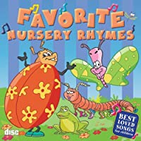 Favorite Nursery Rhymes by Favorite Nursery Rhymes (2008-11-11)