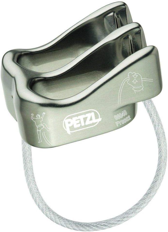 Petzl Verso - Sistema de Seguridad para Cuerda de Escalada