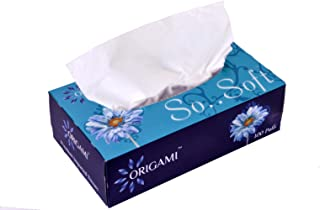 So Soft Face Tissue 2 Ply 20 x 20 100 Pulls