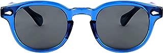 Luxury Fashion | Moscot Mens LEMTOSHSAPPHIRE Blue Sunglasses | Fall Winter 19