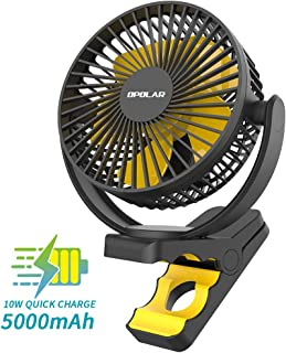 Beppter Hand Free Personal Fan,Headphone Design Wearable Portable Neckband Mini Fan,USB Rechargeable for Traveling Outdoor Office