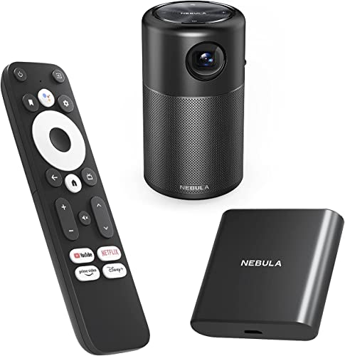 high quality Anker Nebula Capsule popular wholesale Portable Projector with NEBULA 4K Streaming Dongle online