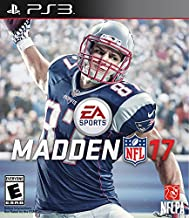 ps3 games madden 17