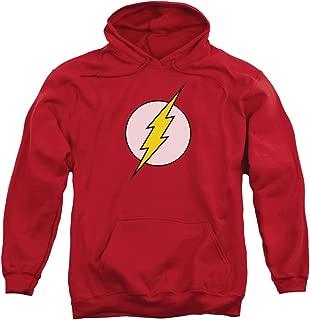 DC - Mens Flash Logo Hoodie