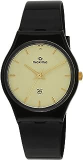 Maxima Aqua Regular Analog Yellow Dial Men's Watch - 02152PPGW