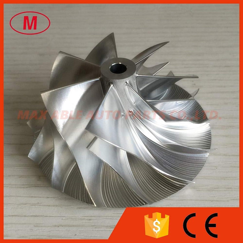 Fincos GT3037 7+7 Blades 57.04 76.13mm 4527080001 high Performance Turbo Billet milling Compressor Wheel for 70038212 7001777