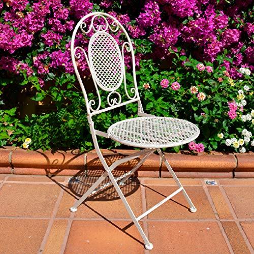 EME Mobiliario Sillas de comedor de jardín
