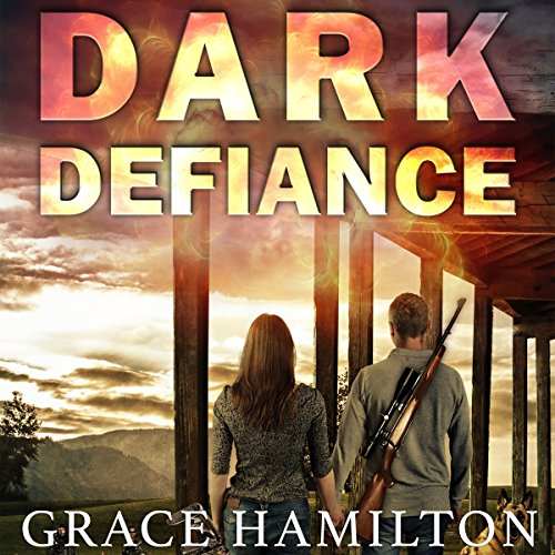 Dark Defiance Audiobook By Grace Hamilton cover art