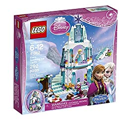 LEGO Elsa's Sparkling Ice Castle - Best Toys for 7 Year Old Girls
