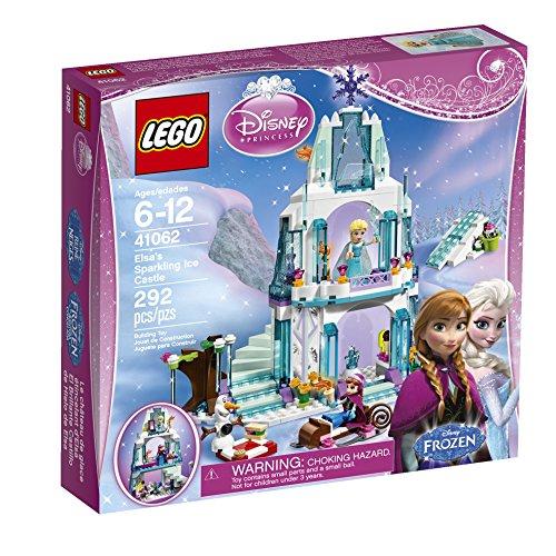 LEGO Disney Princess Elsa's Sparkling Ice Castle 41062 by Disney