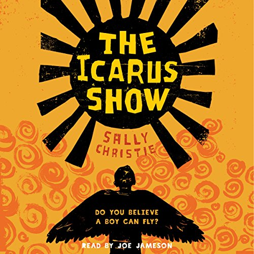 The Icarus Show audiobook cover art