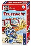 Kosmos 712556 - WAS IST WAS Junior - Feuerwehr, spannendes Quiz für Kinder ab 5 Jahre,...