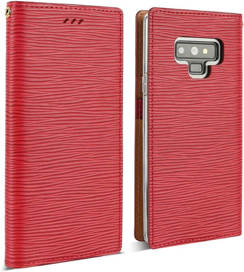 DesignSkin Note 9 Super intense SALE Wetherby Permium Case: Flip Folio Wallet Basic New life