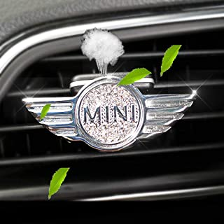 HITECHLIFE Auto Lufterfrischer Parf/üm Parf/üm Aroma Mini Bel/üftung Auto Dekoration Zubeh/ör Blau//Schwarz//Rot