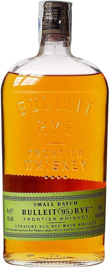 Bulleit rye whiskey 45% vol. - 700 ml 5-BI-002-45