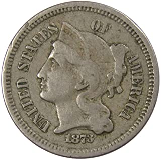 1873 3 cent coin