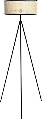 Ostaria Lampadaire Noir