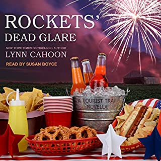 Rockets' Dead Glare audiobook cover art
