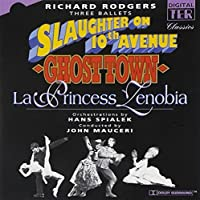Three Ballets by Richard Rodgers (1994-07-25)