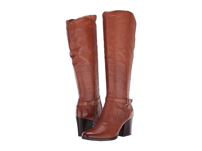 Born  Esla (Brown) Womens  Boots