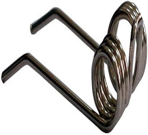 2021 Greenworks 29272 Replacement Dethatcher/Scarifier Tines (set of outlet sale online 18) for 27022 , Black outlet online sale