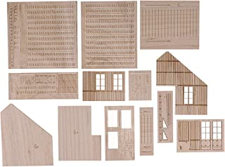 Escala 1:35 Dioramas Militares Edificio Modelo Kits Arquitectura Casa Escena DIY Ensamblaje