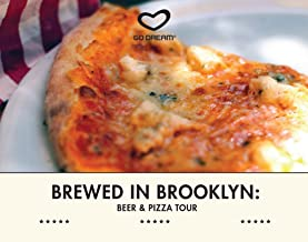 Brooklyn Beer, History and Pizza Tour Experience Gift Card NYC - GO DREAM - Sent in a Gift Package