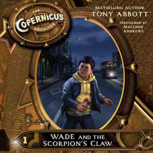 The Copernicus Archives audiobook cover art
