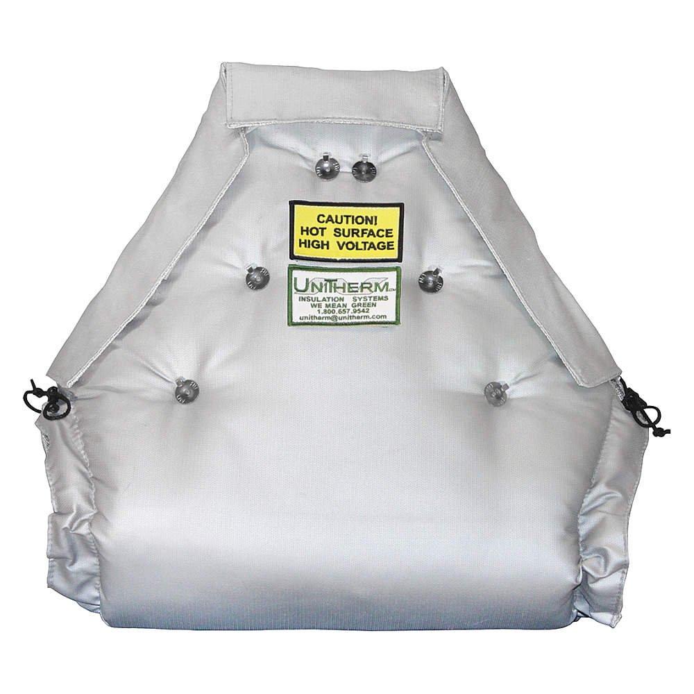 UniTherm New Free Shipping ISO-VALVE Insulation Jacket - L 60