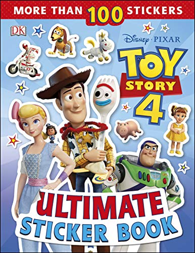 Compare Textbook Prices for Ultimate Sticker Book: Disney Pixar Toy Story 4  ISBN 9781465478924 by DK