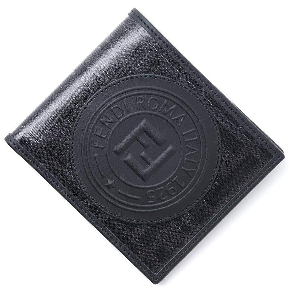 グレートバリアリーフ療法ラバ(フェンディ) FENDI 2つ折り 財布/TWO-FOLD WALLET [並行輸入品]