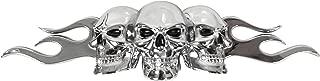 Best flaming skull emblem Reviews