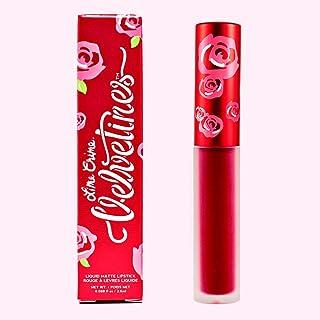 Lime crime red rose lipstick