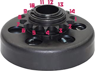 Parts Club Heavy Duty Clutch Assembly with 1