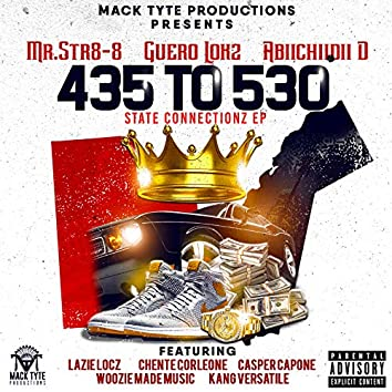 435 To 530 State Connectionz - EP