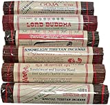Native by Nature 6 Aromas Nepalese/Tibetan Incense - Assorted pack of 6